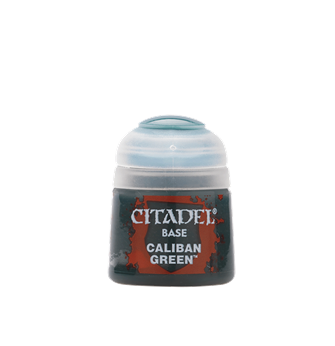 CITADEL BASE CALIBAN GREEN PAINT POT