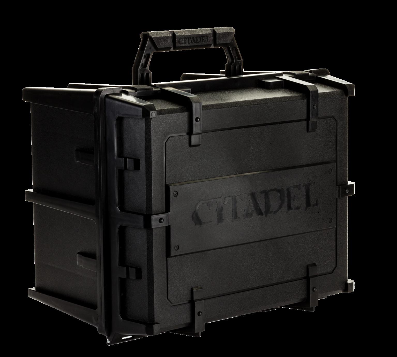 WarHammer Citadel Battle Figure Case