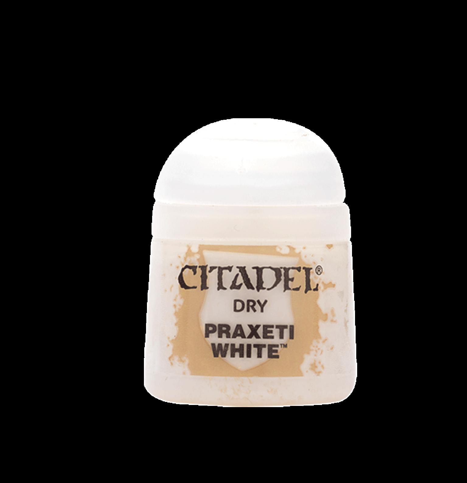 CITADEL DRY PRAXETI WHITE PAINT POT