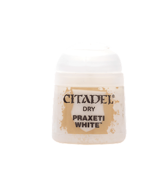 CITADEL DRY PRAXETI WHITE PAINT POT