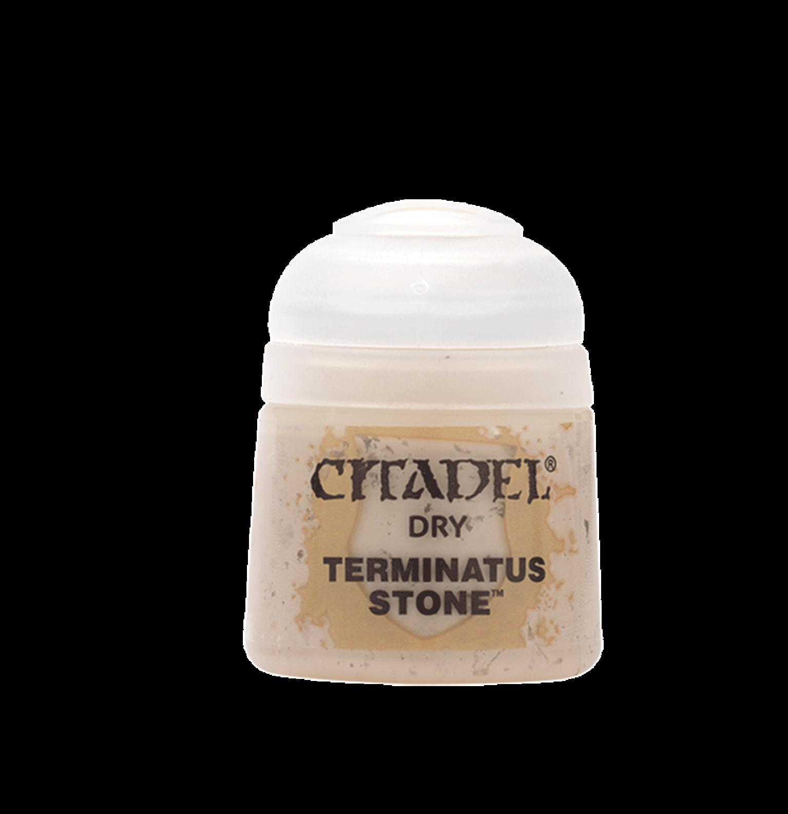 CITADEL DRY Terminatus Stone PAINT POT