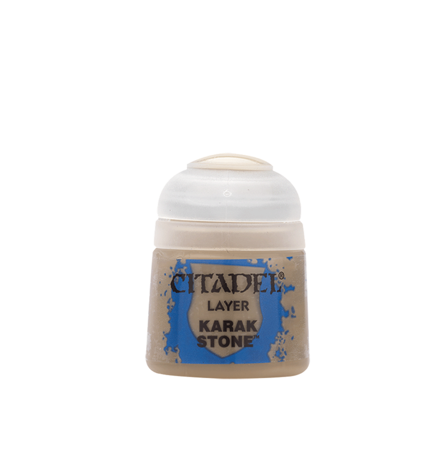 CITADEL LAYER Karak Stone PAINT POT