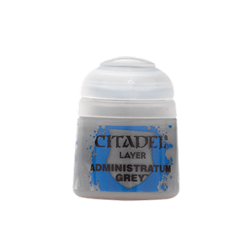 CITADEL LAYER Administratum Grey PAINT POT