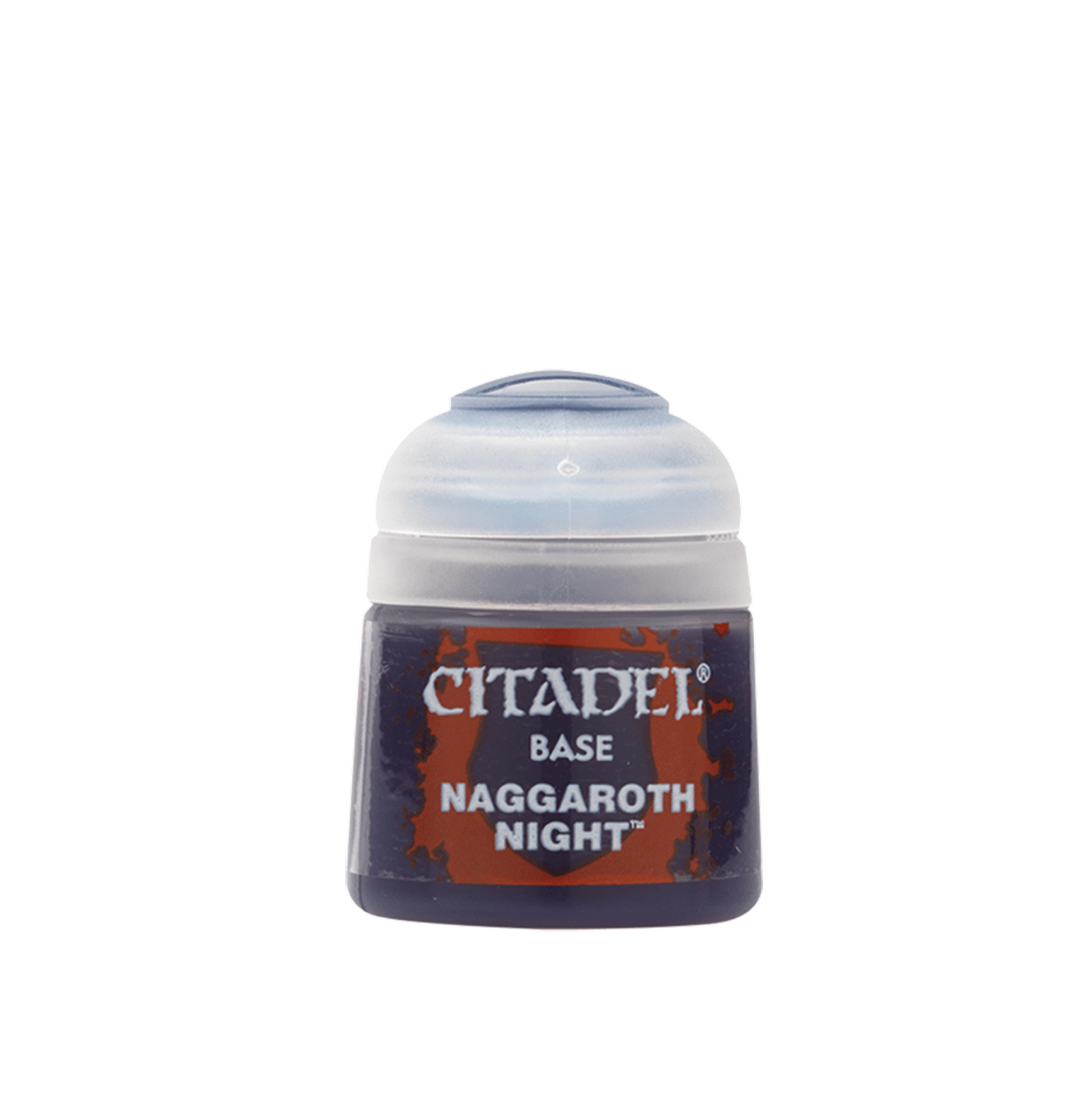 CITADEL BASE NAGGAROTH NIGHT PAINT POT