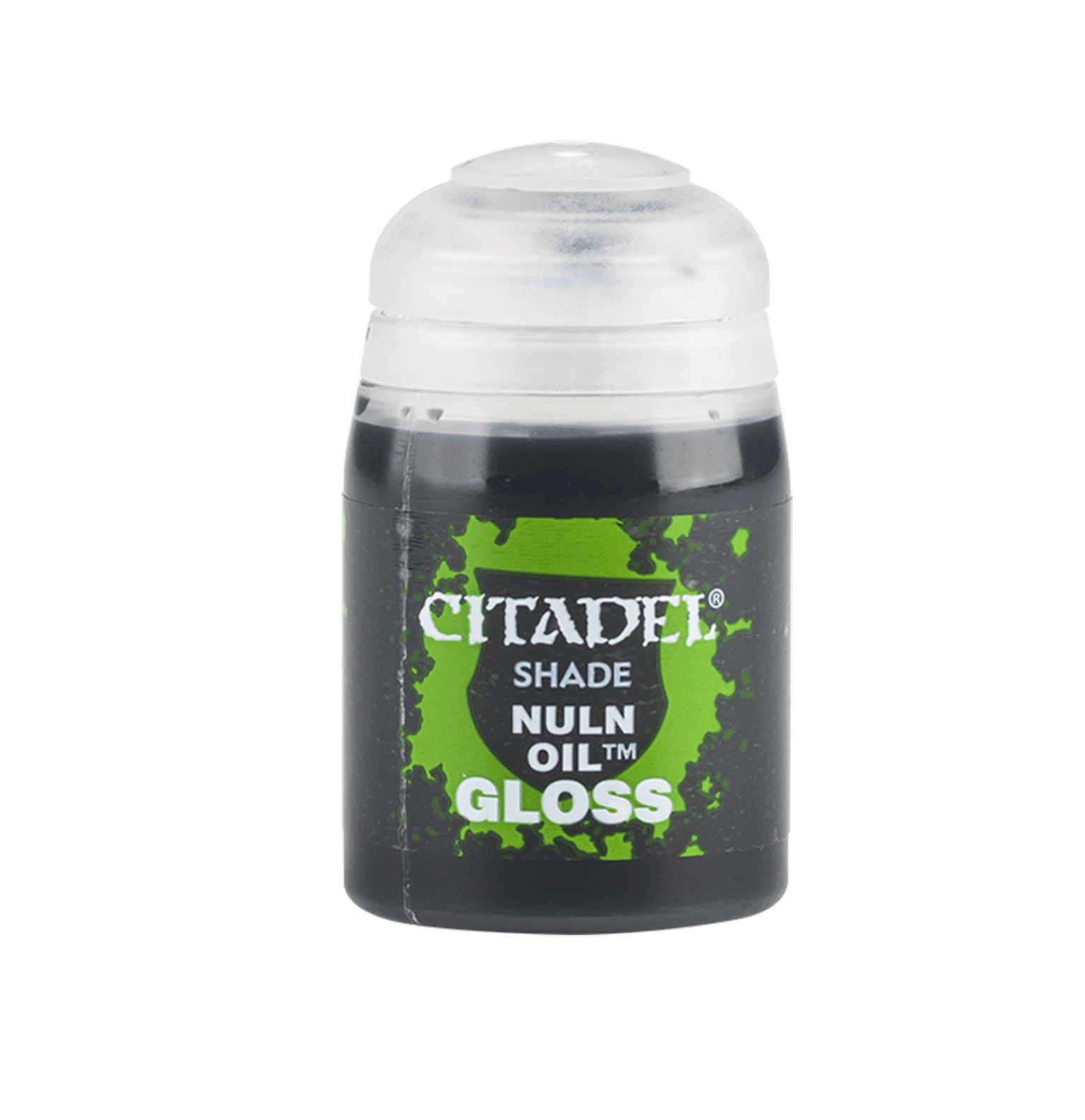 CITADEL SHADE Nuln Oil Gloss PAINT POT
