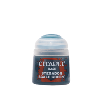 CITADEL BASE STEGADON SCALE GREEN  PAINT POT