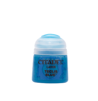 CITADEL LAYER Teclis Blue PAINT POT