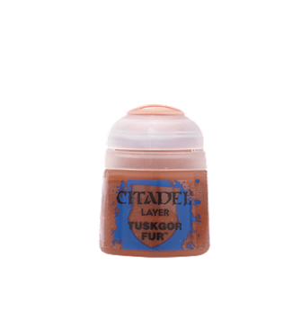 CITADEL LAYER Tuskgor Fur PAINT POT