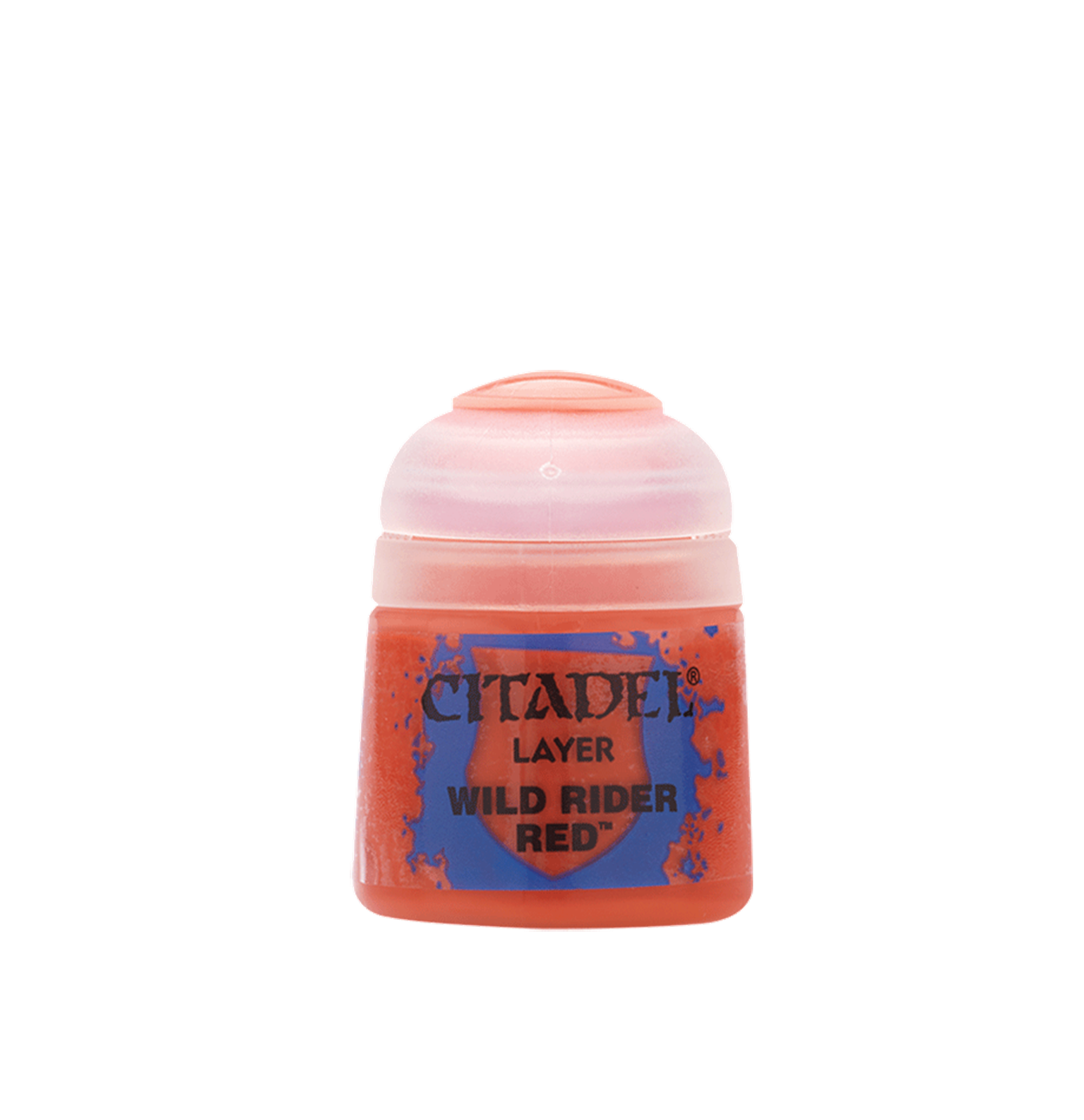 CITADEL LAYER Wild Rider Red PAINT POT
