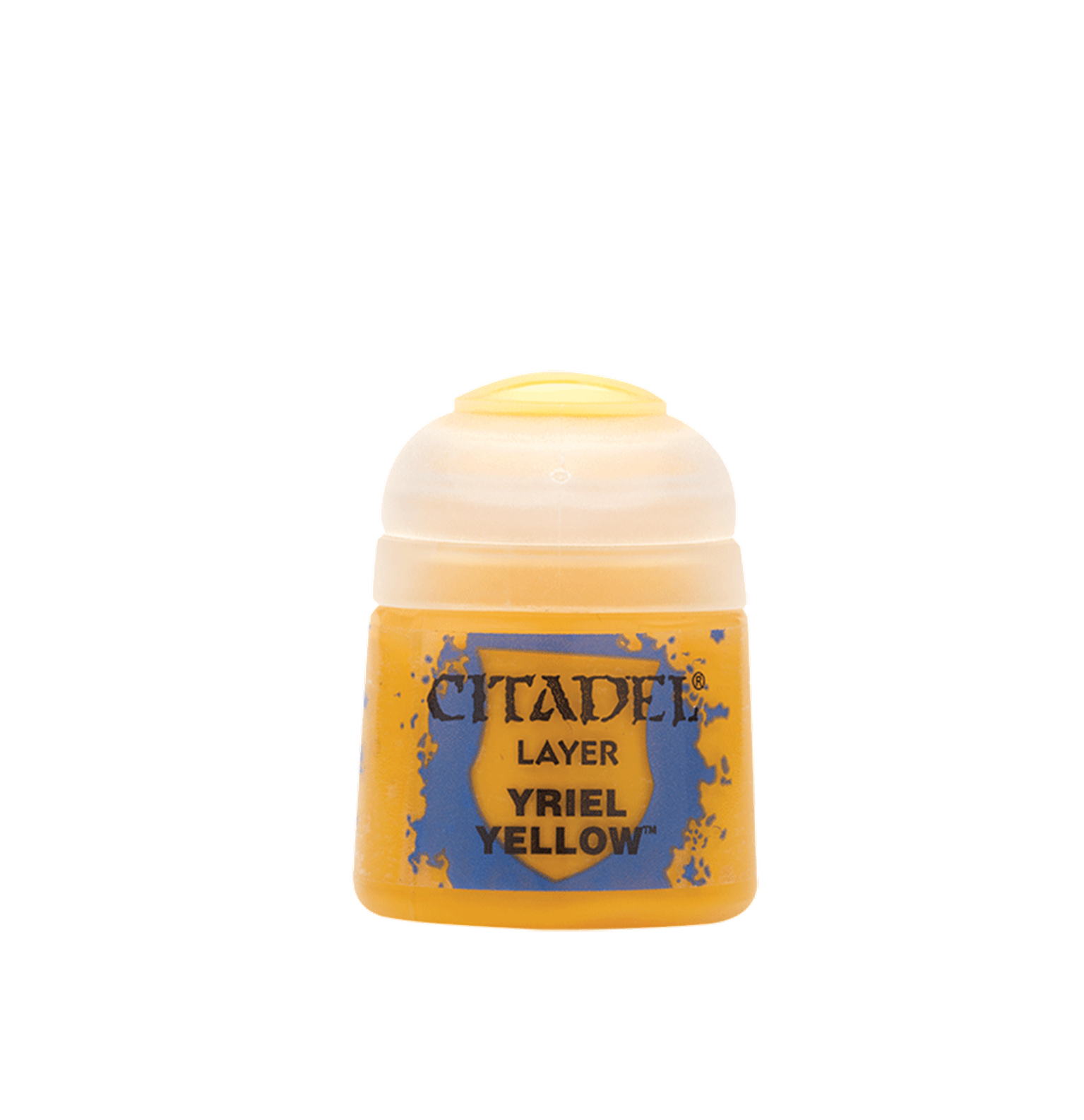 CITADEL BASE Yriel Yellow PAINT POT