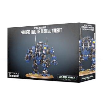 Warhammer 40,000 Primaris Invictor Tactical Warsuit