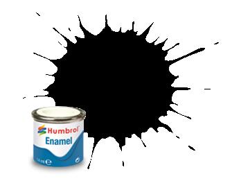133 Brown Satin - 14ml Enamel Paint