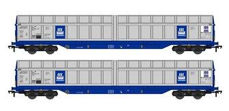 Norsk Hydro IWA Sfins2 Holdall Van Twin Pack