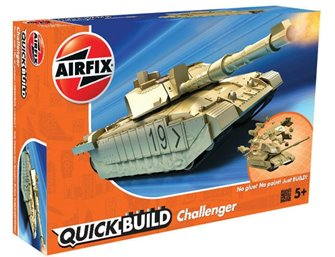 Airfix Quickbuild Model Kit - Challenger