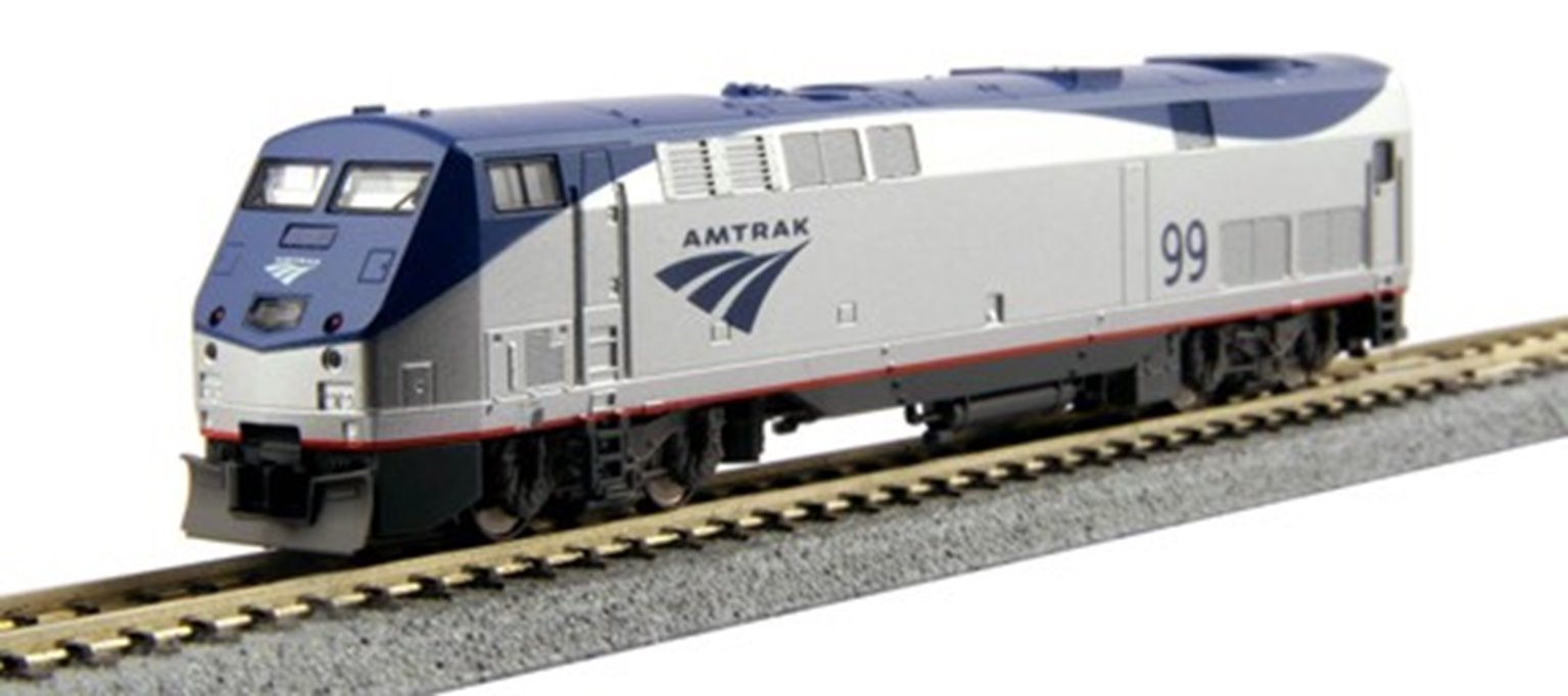 Kato Amtrak GE P42 Genesis Locomotive PhV 47