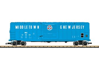 LGB MNJ Box Wagon Ep V Version 1