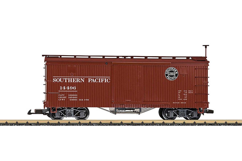 LGB Southern Pacific Box Wagon Version 2