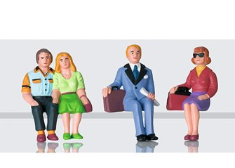 L53006 Seated Passengers