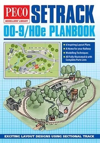 PM400 Setrack OO-9 (HOe) Planbook