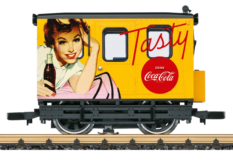 Coca-Cola ® Crew Car