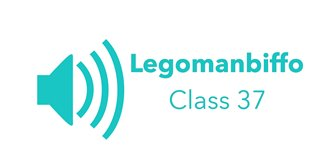Legomanbiffo Reblow Service for ESU Decoders Class 37