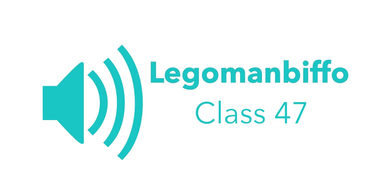 LEGOMANBIFFO REBLOW SERVICE FOR ESU DECODERS CLASS 47