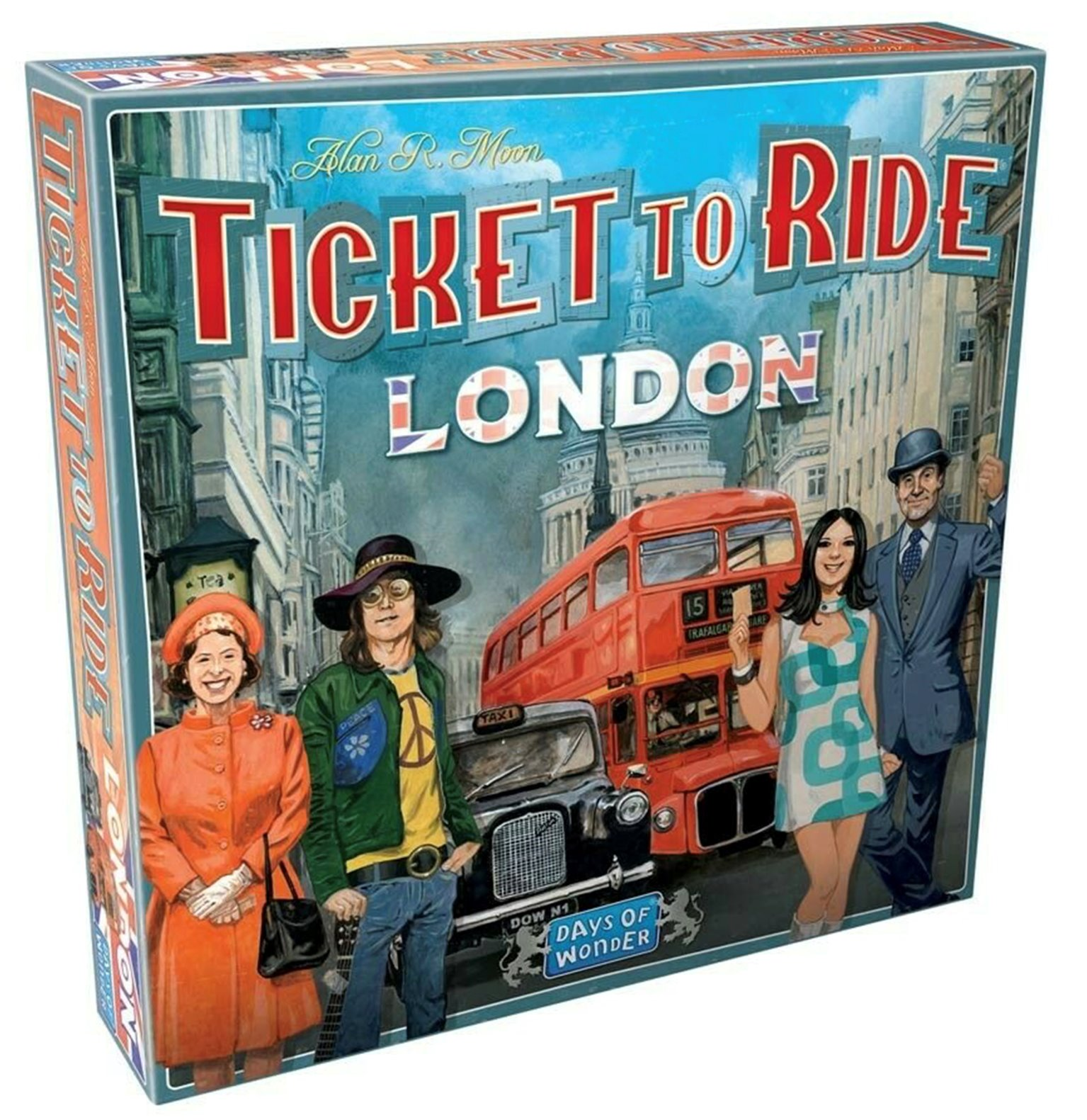 Ticket to Ride (London) Board Game