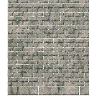 M0057 00/H0 Cut Stonework M1 Style