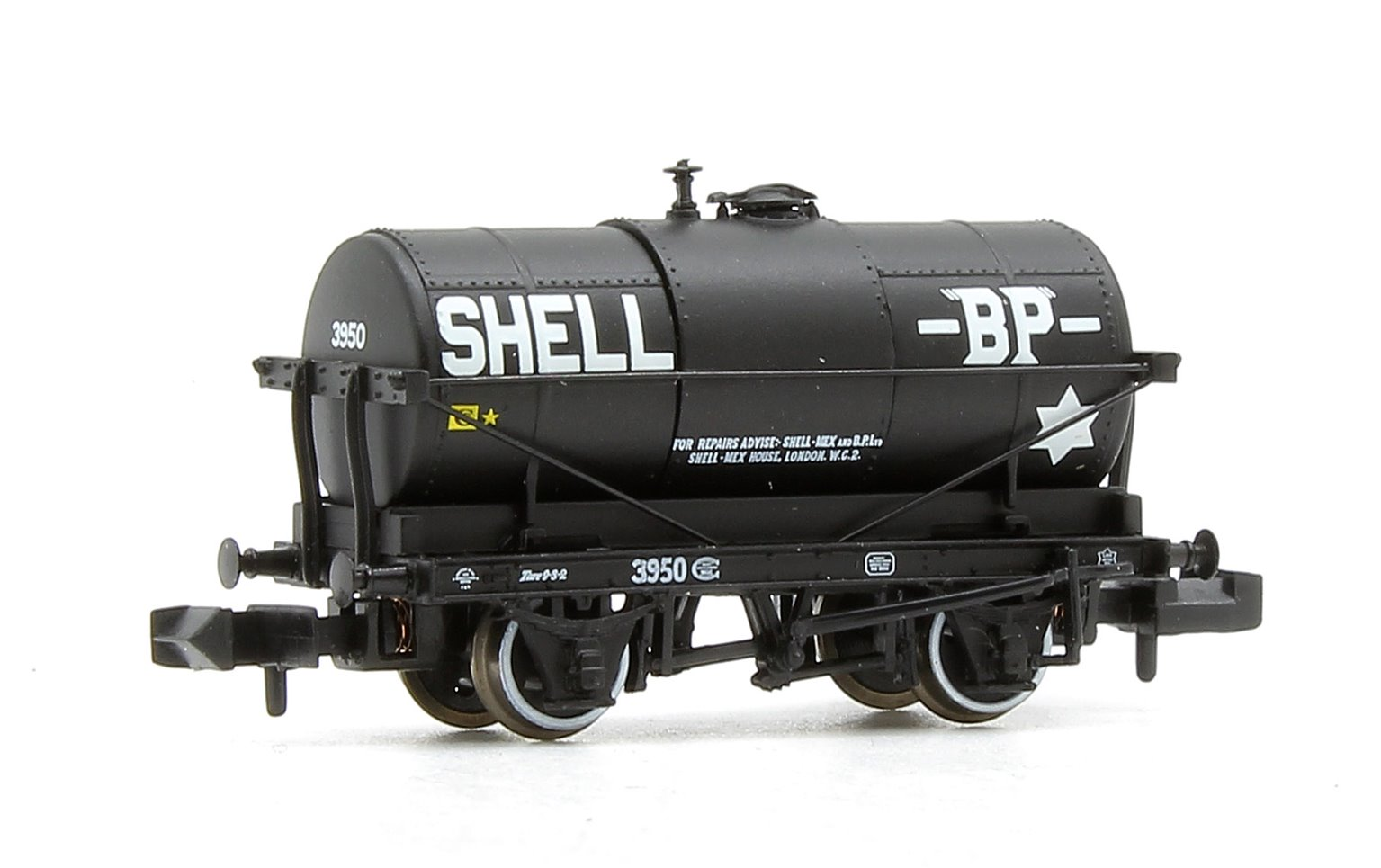 14 Ton Tank Wagon 'Shell BP'
