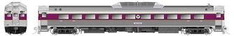 BUDD RDC-1 MBTA (Phase 2) #9154 DC (Silent)