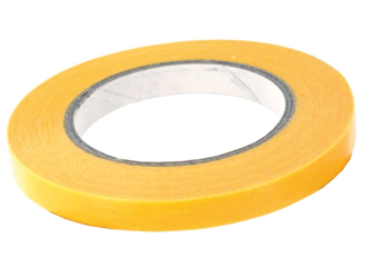 Triple Pack of Flexible Masking Tapes (1x3mm,1x6mm & 1x10mm)