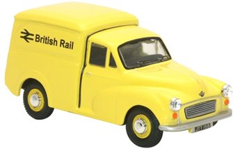 British Rail Morris 1000 Van