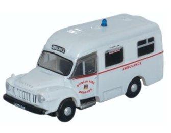 Oxford Diecast NBED003 Bedford J1 Ambulance Dublin