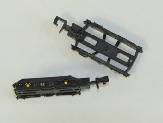 1 Pair Class 73 Bogie Frames - revised design