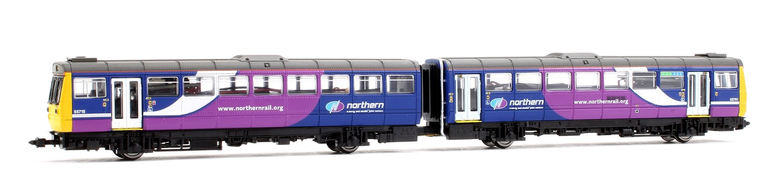 Class 142 Railcar Northern Rail #142065 - DCC Fitted