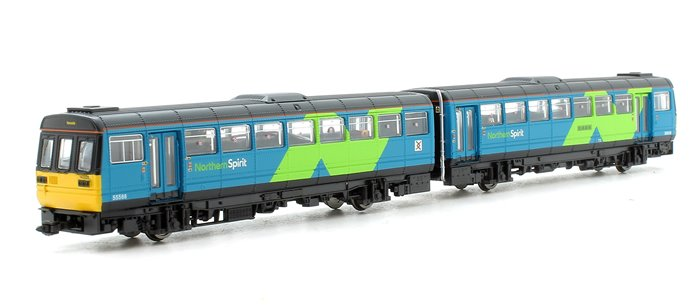 Class 142 025 Northern Spirit 2 Car Pacer Unit