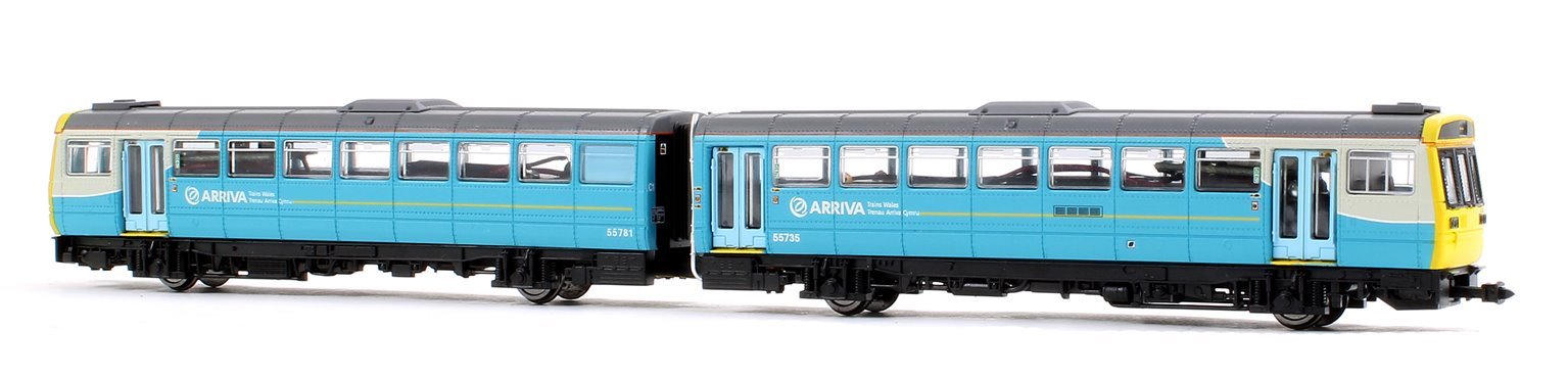 Class 142 Railcar Arriva Trains Wales #142085 - DCC Fitted
