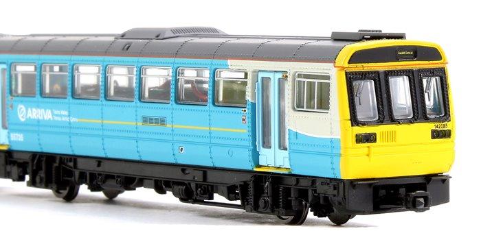 Class 142 Railcar Arriva Trains Wales #142085
