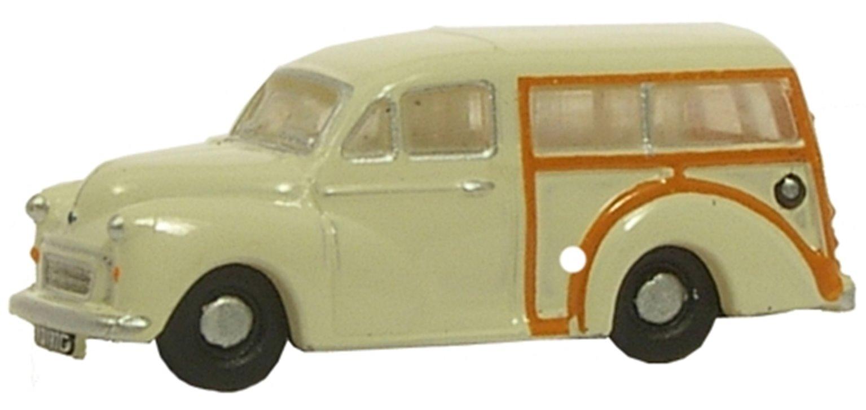 Old English White Morris Traveller