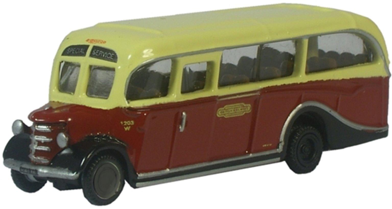 British Rail Bedford OB Coach