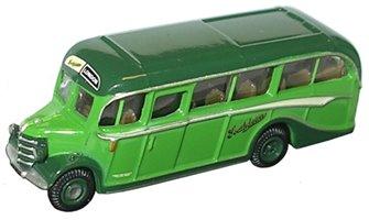 Oxford Diecast NOB002 Southdown Bedford OB Coach