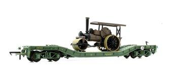Warwell with Steam Road Engine DM721211
