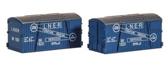 LNER Furniture Removals (Pack of 2)