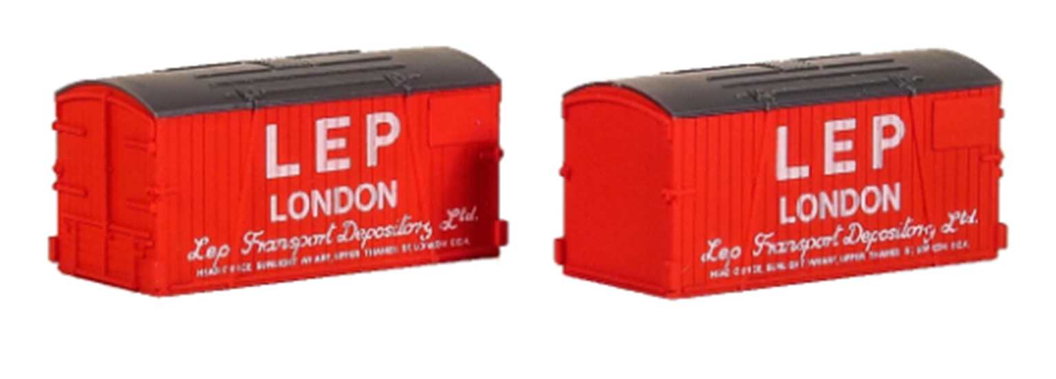 LEP Furniture Removals (Pack of 2)
