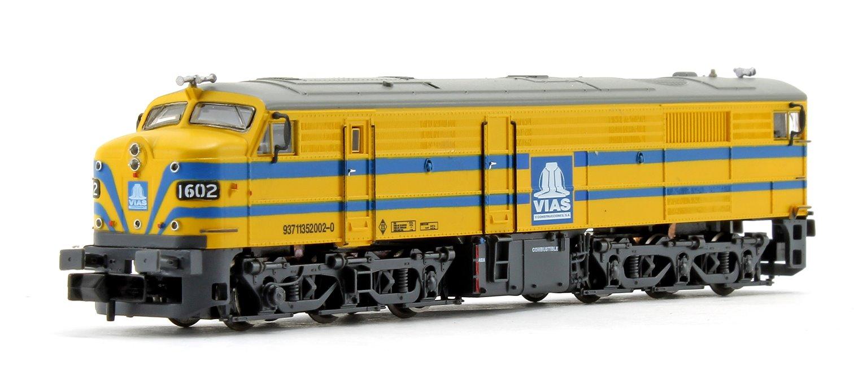 "Renfe Class 316.001 ""Vias"" Diesel Locomotive"