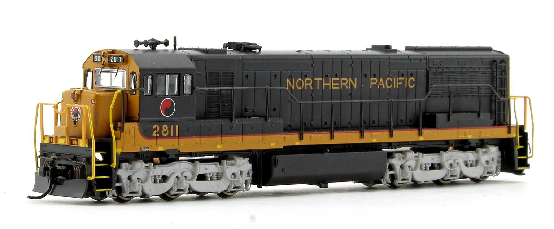 Northern Pacific GE U28C Diesel Locomotive #2811