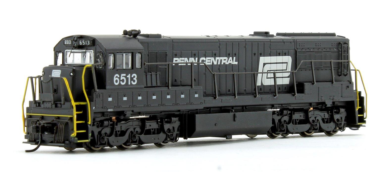 Penn Central GE U25C Diesel Locomotive No.6513