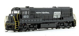 Penn Central GE U25C Diesel Locomotive No.6513