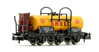 """Shell"" DRG Ep.II 6 Wheel Tank Wagon"