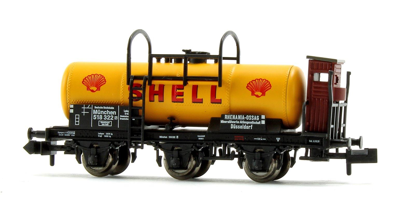 """Shell"" DRG Ep.II 6 Wheel Tank Wagon"